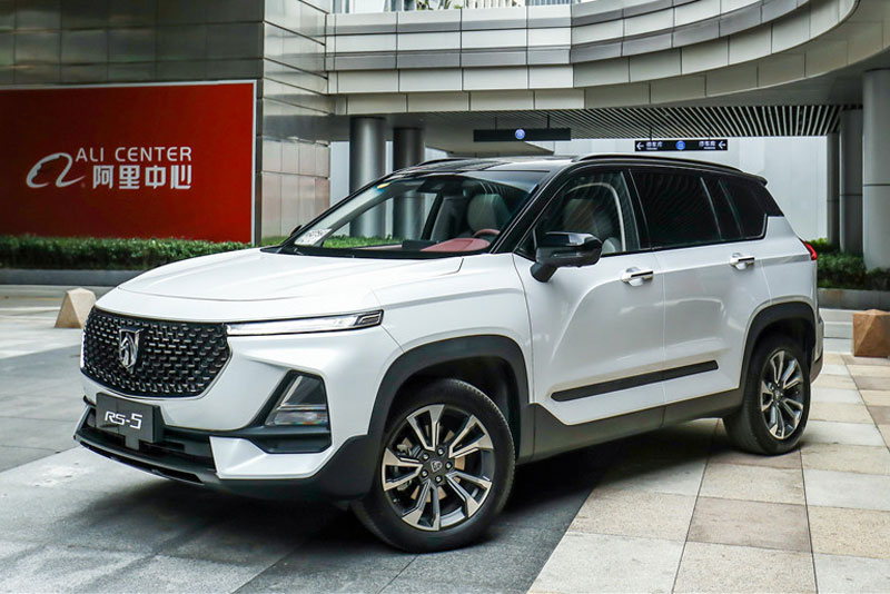 Auto-sales-statistics-China-Baojun_RS5-SUV