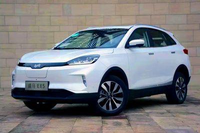 Auto-sales-statistics-China-Weltmeister_EX5-EV