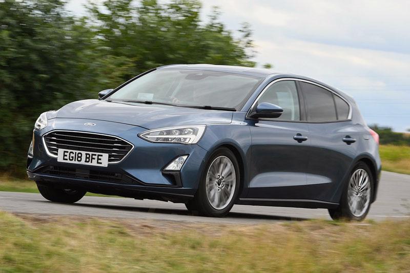 Ford Focus European Sales Figures
