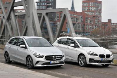 European sales 2019-H1 Premium Compact segment
