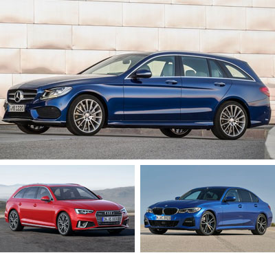 European Sales 2019 Q1 Premium Midsized Segment Carsalesbase Com