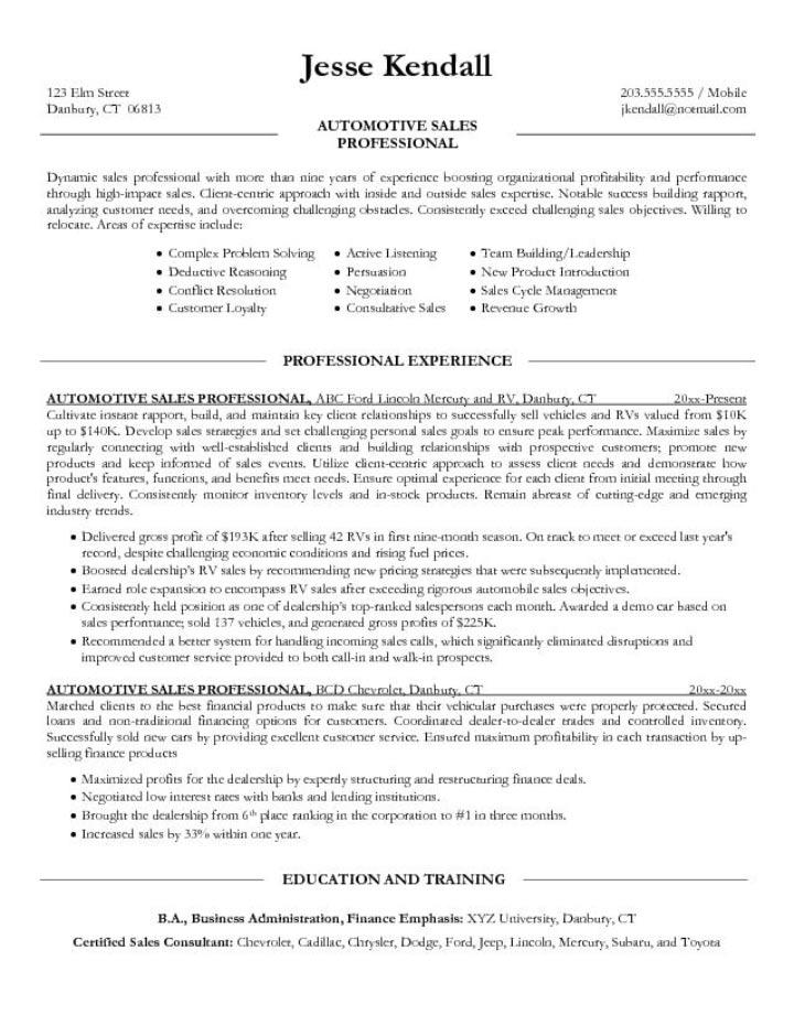 Resume Salesperson. Resume Retail Sales Associate Resume Skills