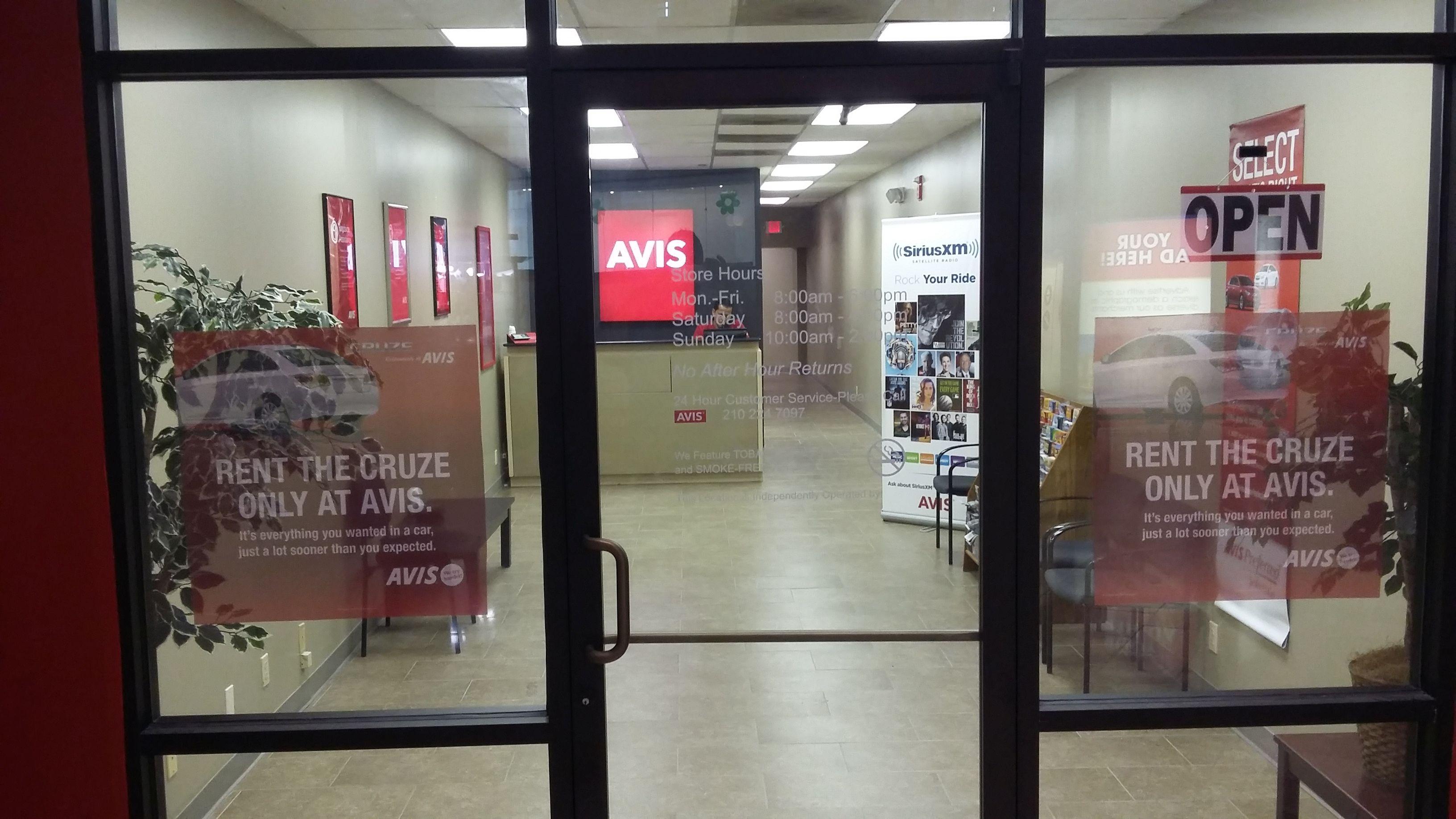 Avis Car Rental San Antonio Downtown The River Center