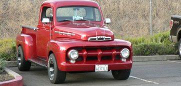 52 F1 Truck