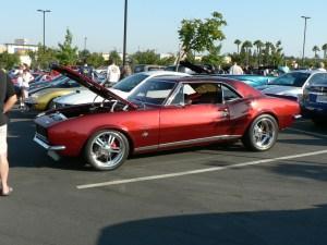 August Cars And Coffee Folsom - Nice cool cars