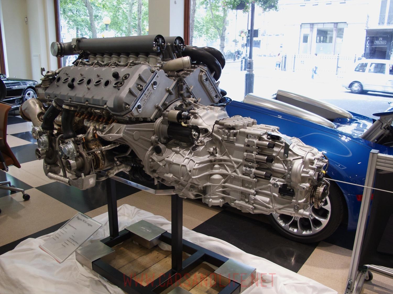 Buying A 2013 Bugatti Veyron W12 Engine Diagram