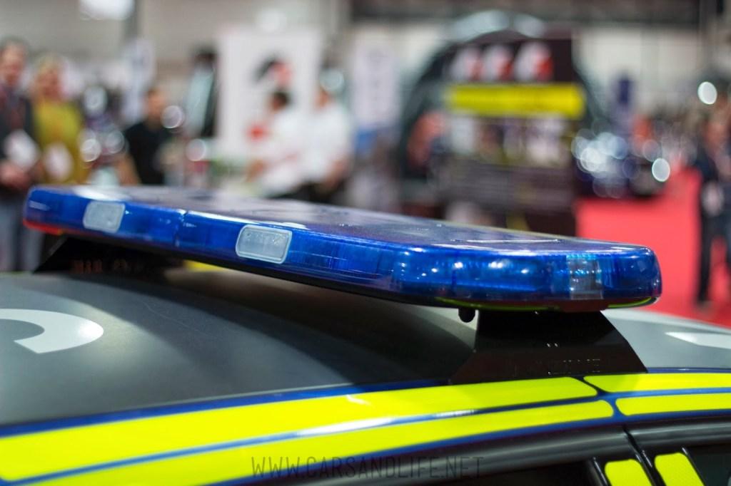Autosport 2014 Police Cars McLaren BMW 14