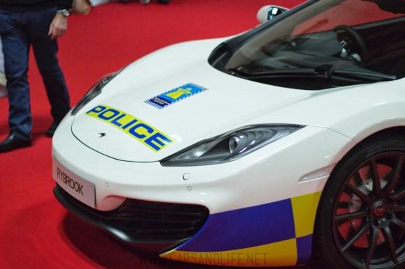 Autosport 2014 Police Cars McLaren BMW 16