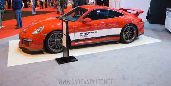 Autosport 2014 Porsche 911 gt3 5