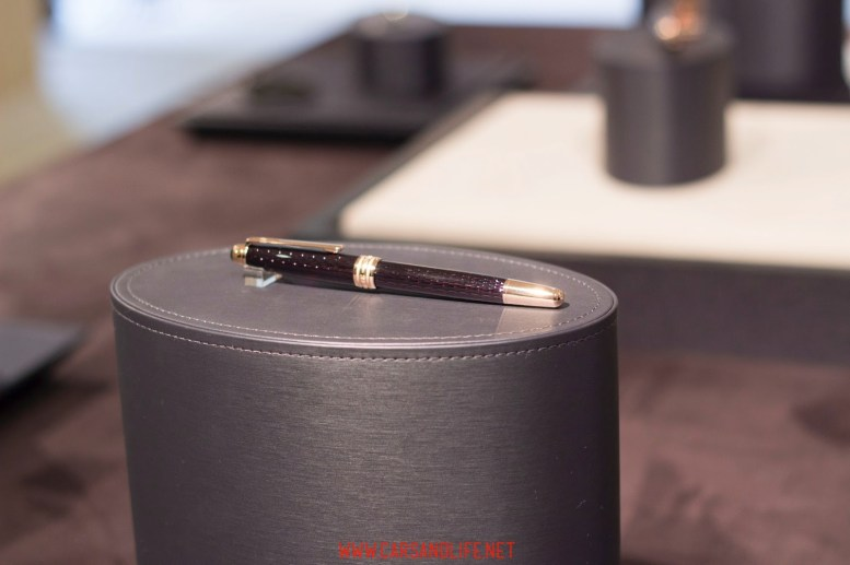 montblanc black and white event in london 12