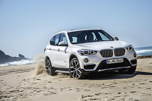 New BMW X1