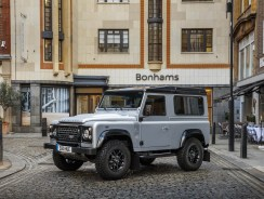 Land Rover Defender Taxi 19