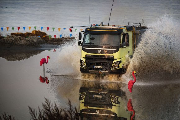 Volvo Truck Four Year Old