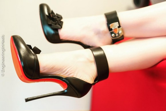 Christian Louboutin Fetish @engineeringinheels