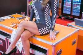 Kurt Geiger High Heels Autosport 2016 Lauren