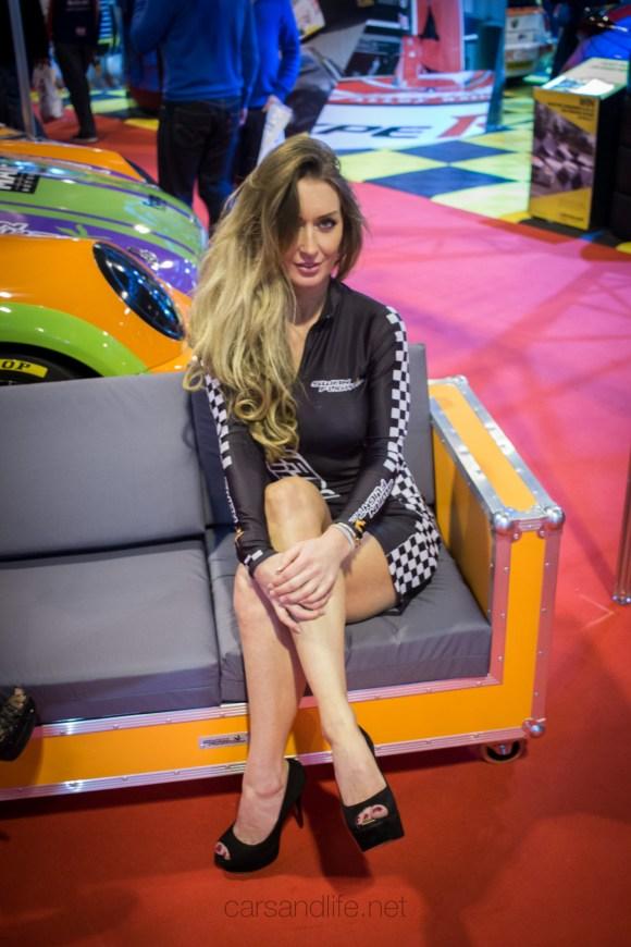 Model Lauren Autosport 2016 High Heels