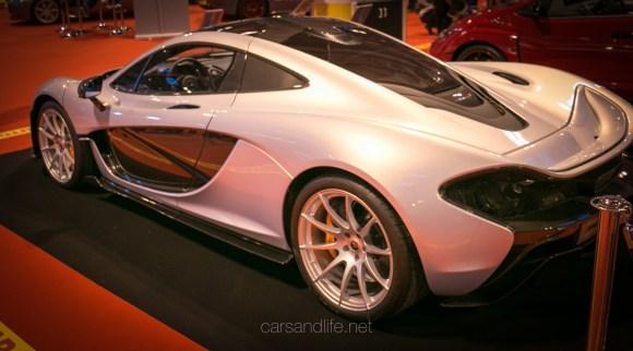 McLaren P1 Autosport 2016