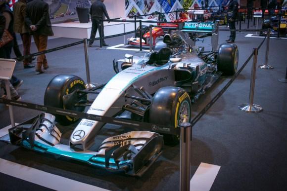 Mercedes AMG Petronas Autosport 2016 Formula 1