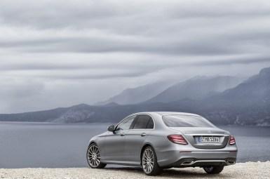 New Mercedes Benz E-Class W213