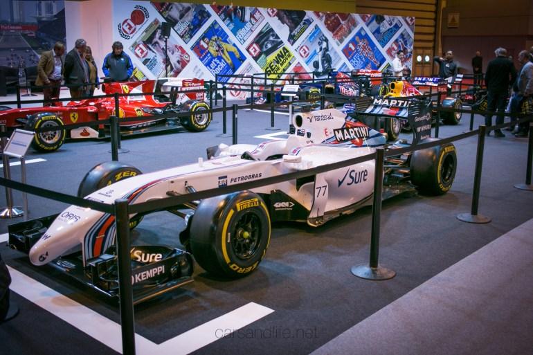 Williams Martini Autosport 2016 Formula 1