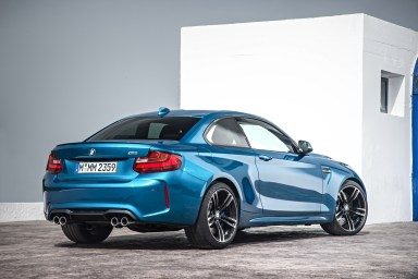 BMW M2 Coupe 12