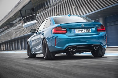 BMW M2 Coupe 29