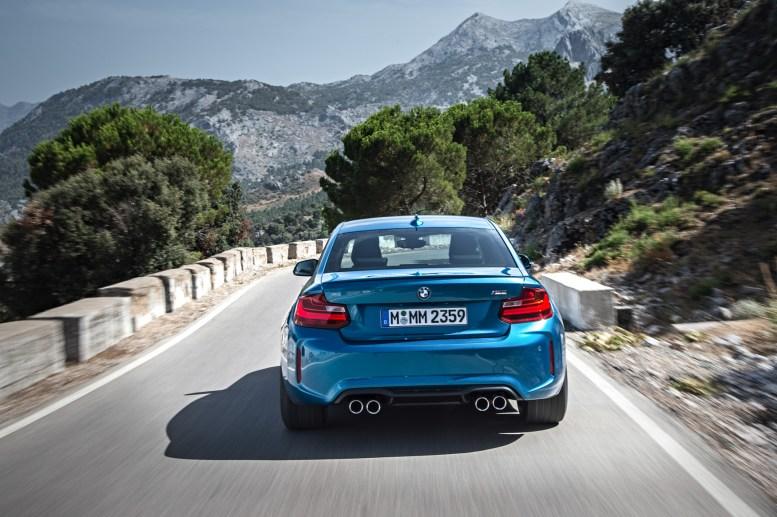 BMW M2 Coupe 33