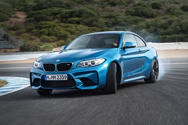 BMW M2 Coupe 37