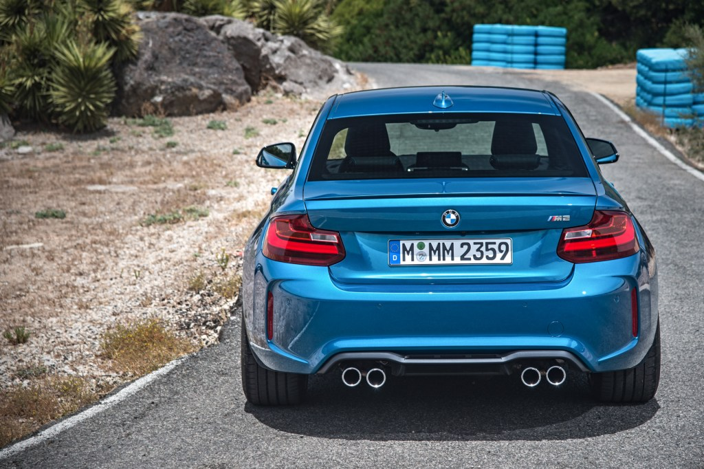 BMW M2 Coupe 4