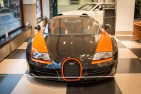 Bugatti Veyron Orange HR Owen