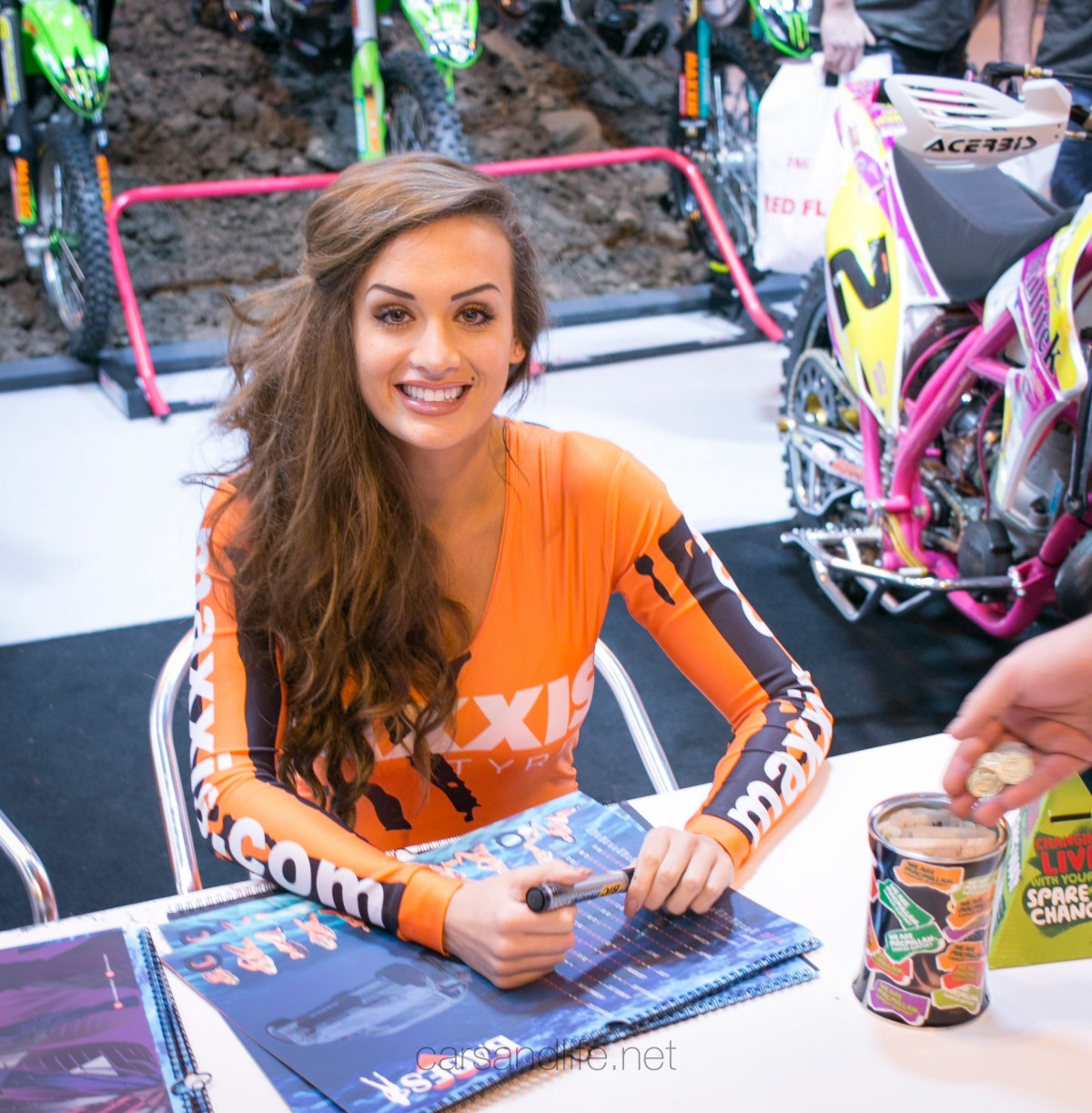 Maxxis Babes Autosport 2016