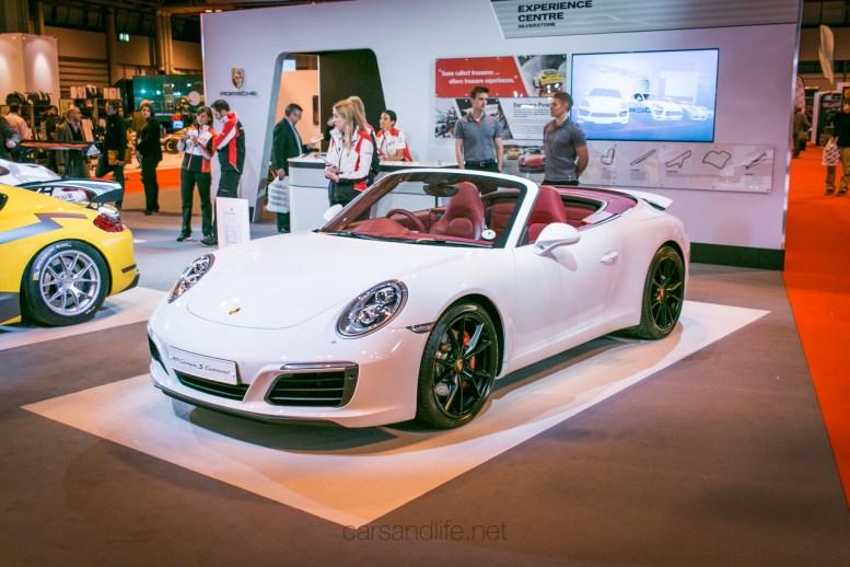 New Porsche 911 Autosport 2016 14