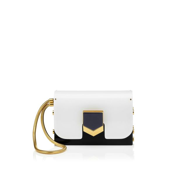Jimmy Choo Lockett Minaudiere Mini Handbag