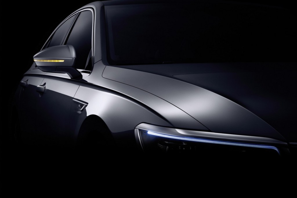 VW Phideon 9