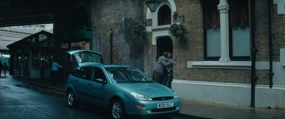 Bridget Jones 2004 Ford Focus 2