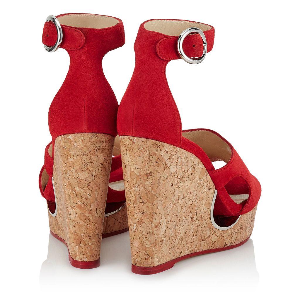 Jimmy Choo Neyo Sandals