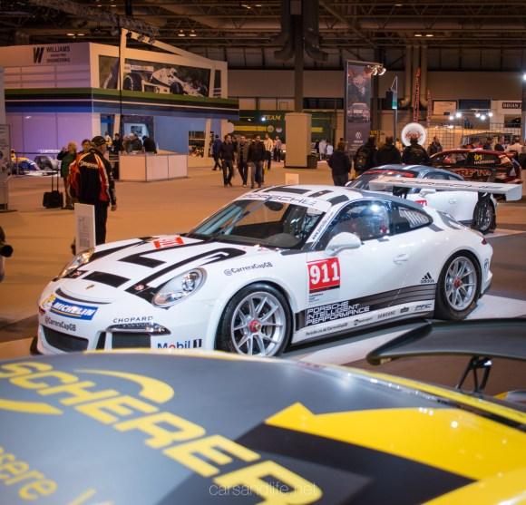 Autosport 2017 Porsche 911 GT3 Cup