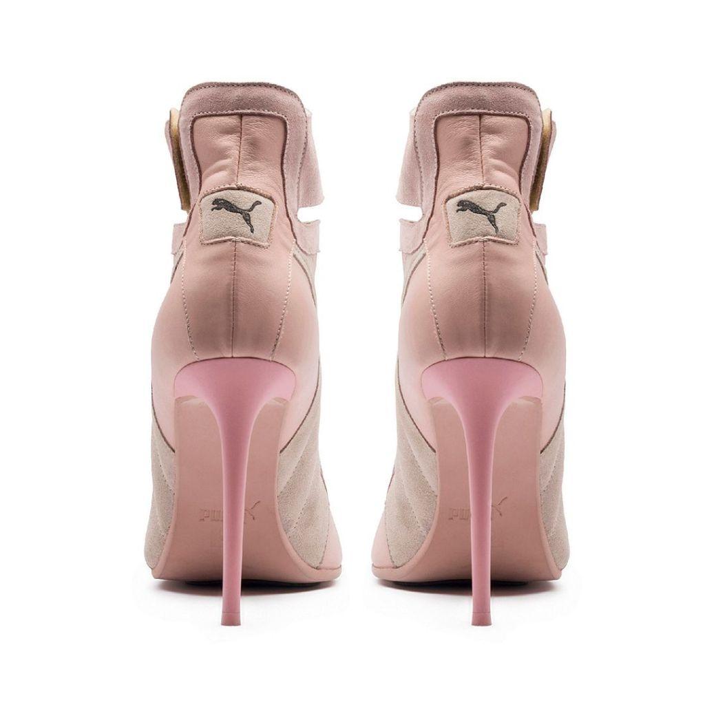 Puma by Rihanna Lace up Heels