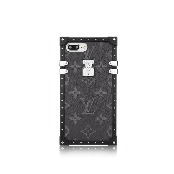 Louis Vuitton Eye Trunk iPhone
