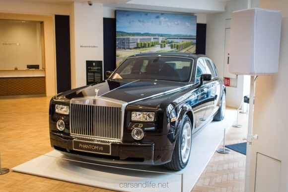Rolls Royce Phantom VII, Bonhams