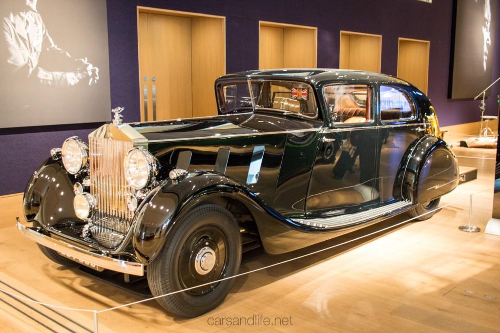 Rolls Royce Phantom III The Field Marshal Montgomery, Bonhams