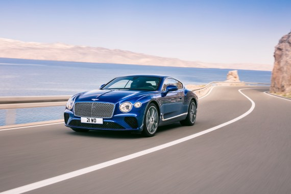 Bentley New Continental