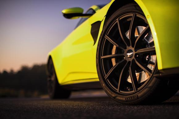 New Aston Martin Vantage