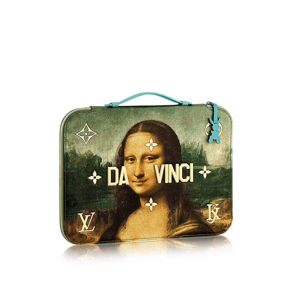 Louis Vuitton Leonardo Da Vinci Collection