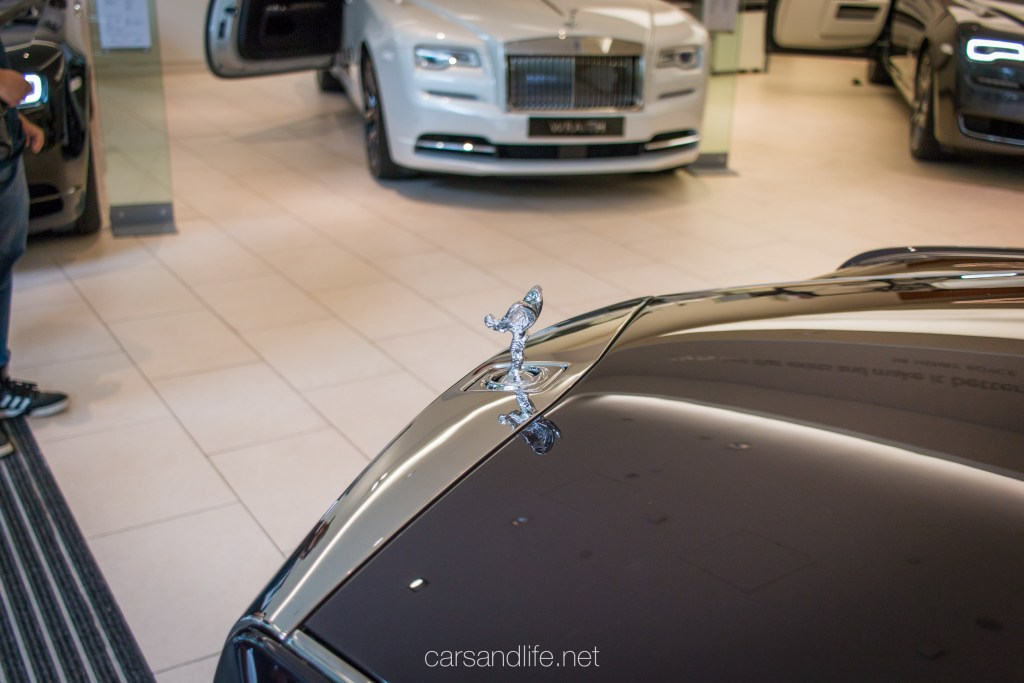 New Rolls Royce Phantom