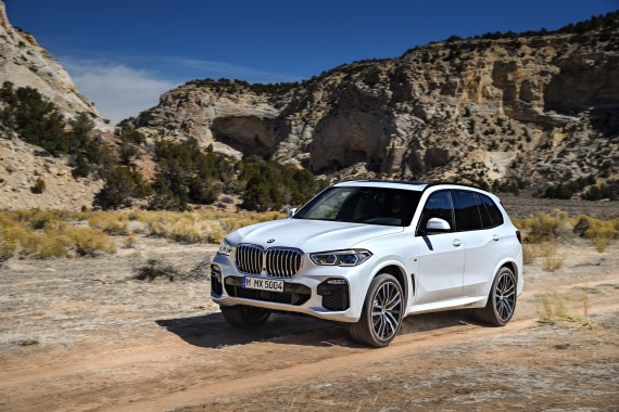 Fourth Generation BMW X5