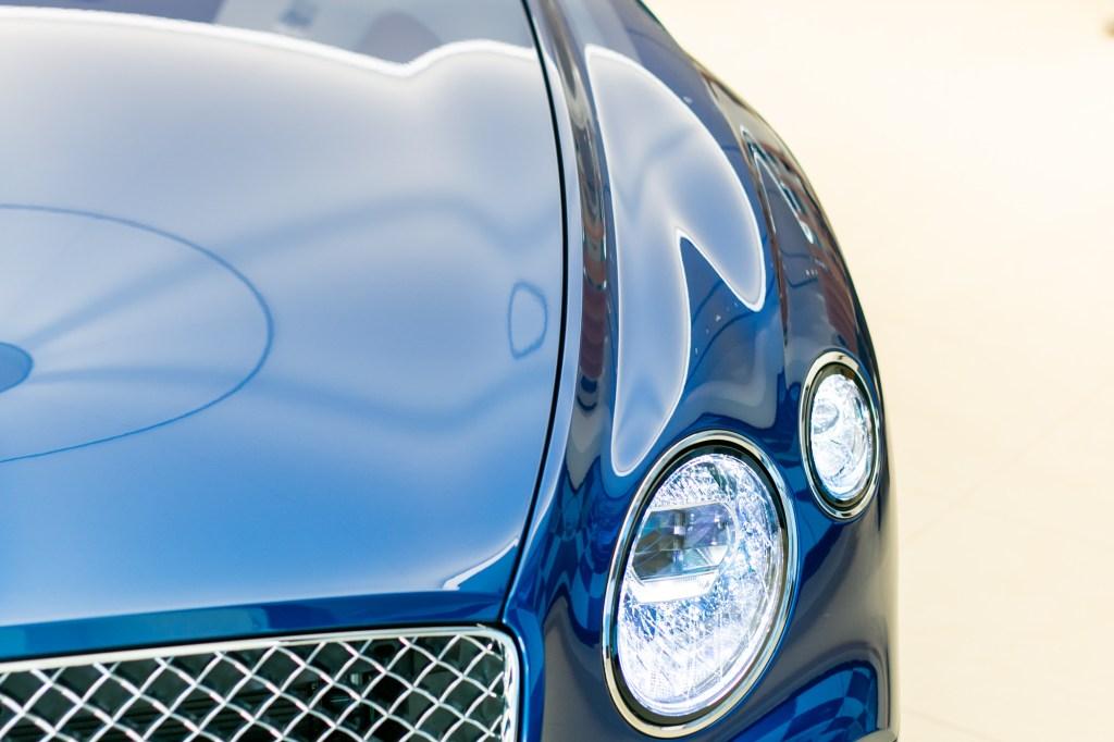 New Bentley Continental GT