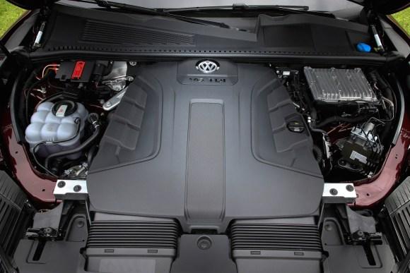 3rd generation VW Touareg