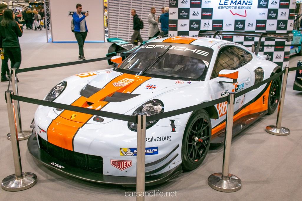 Autosport 2019 Porsche