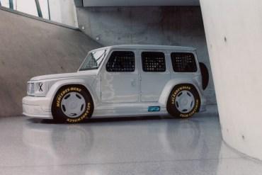 Mercedes-Benz Project Geländewagen